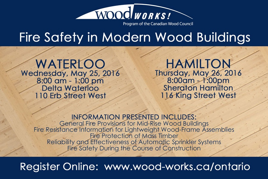 woodworks event