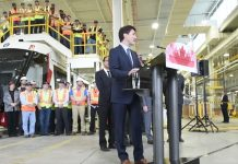 trudeau light rail ottawa