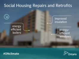 social housing graphic