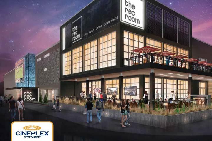 cineplex ottawa