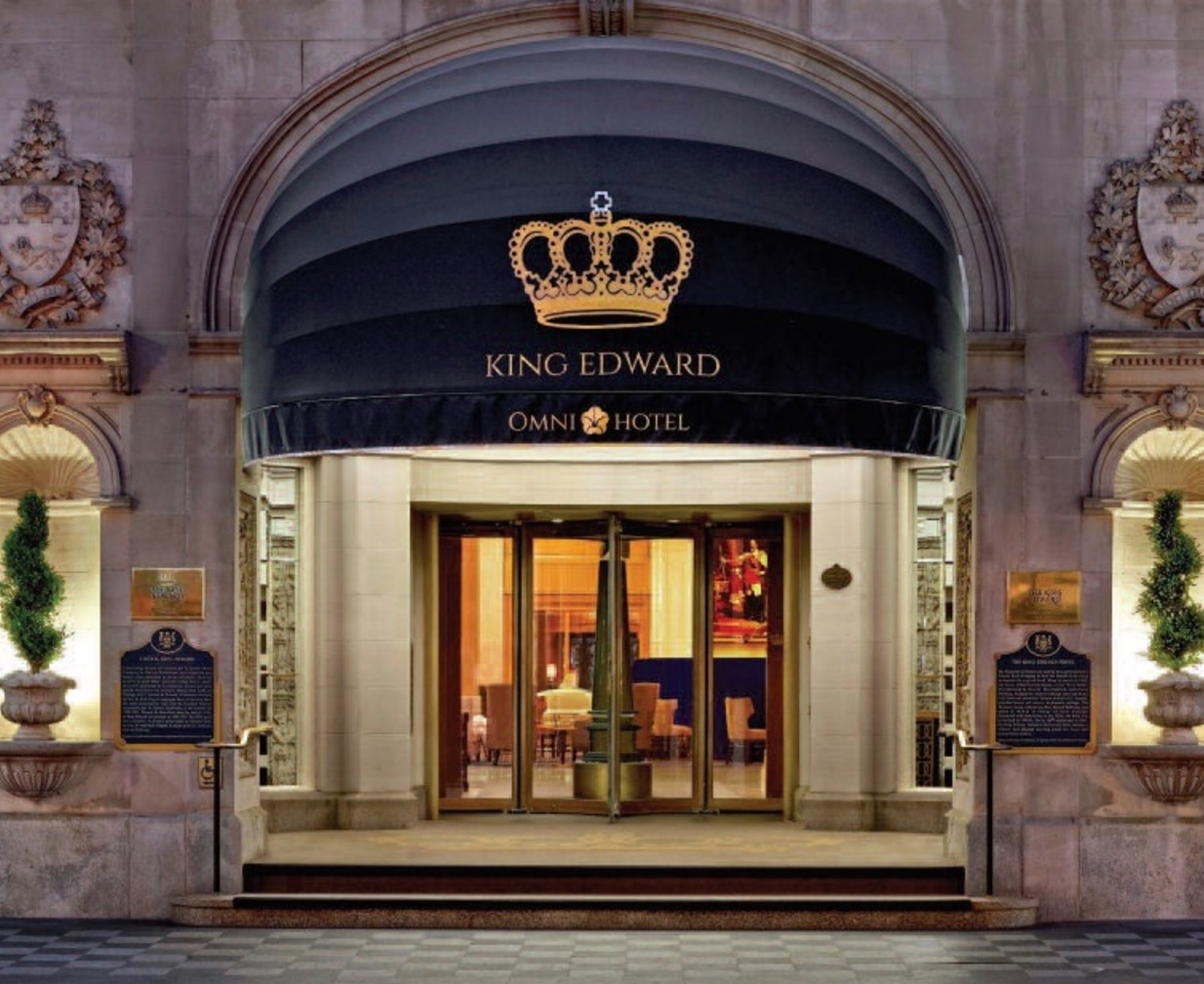 king edward hotel image