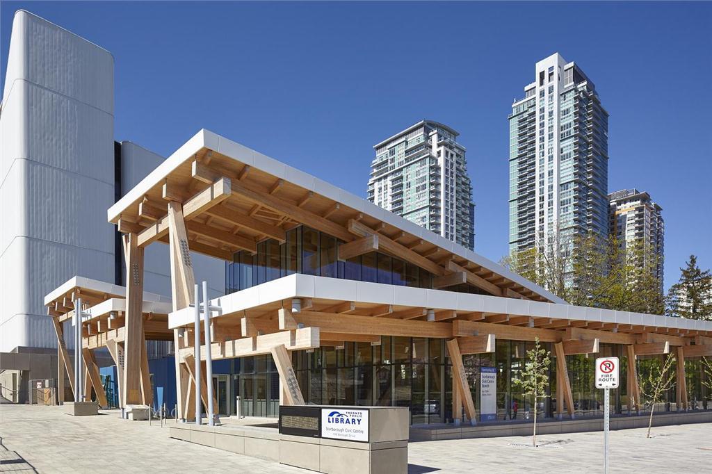 Toronto Public Library Scarborough