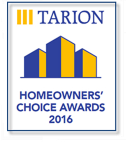 tarion homeowner choice award