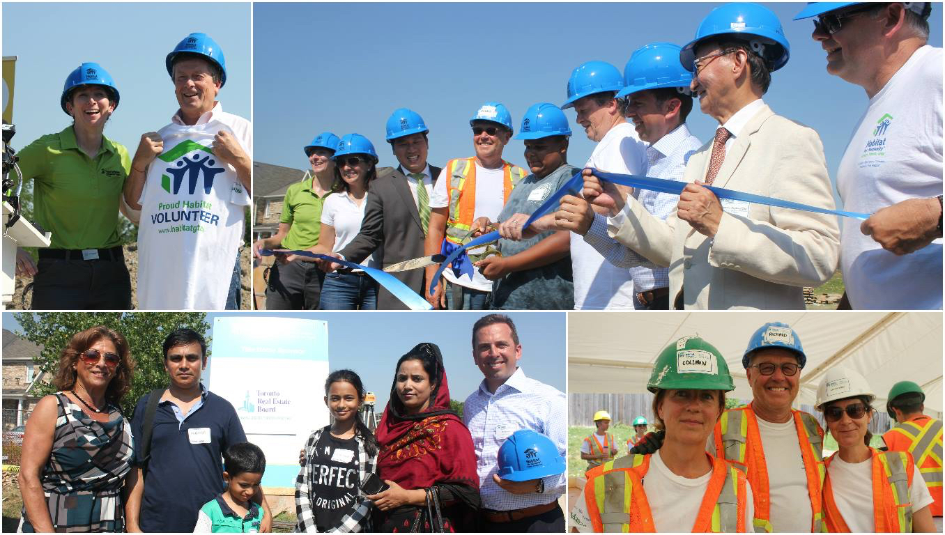 habitat gta groundbreaking