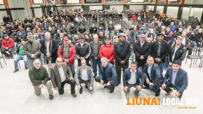 liuna membership meeting