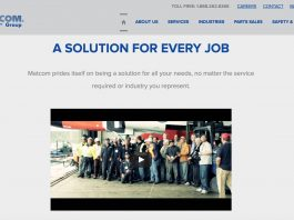 matcom group webpage