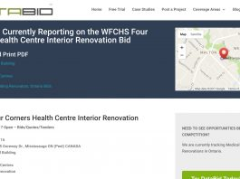 WFCHS Four Corners Health Centre Interior Renovation