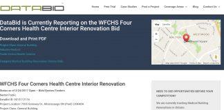 WFCHS Four Corners Health Centre Interior Renovation