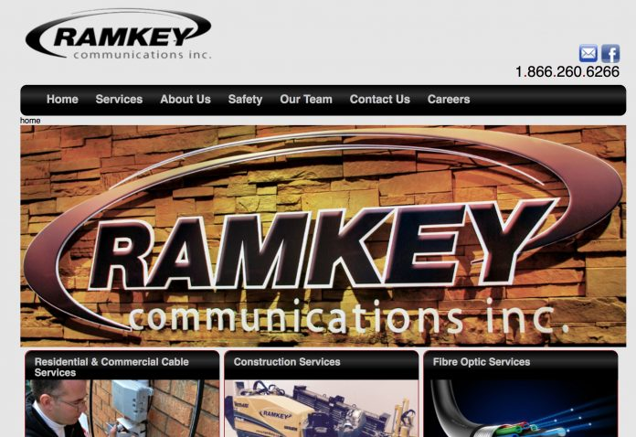 ramkey website