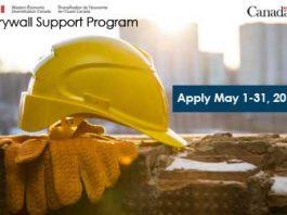drywall support program