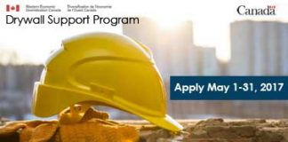 drywall support program