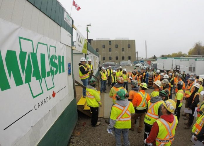 walsh canada safety week