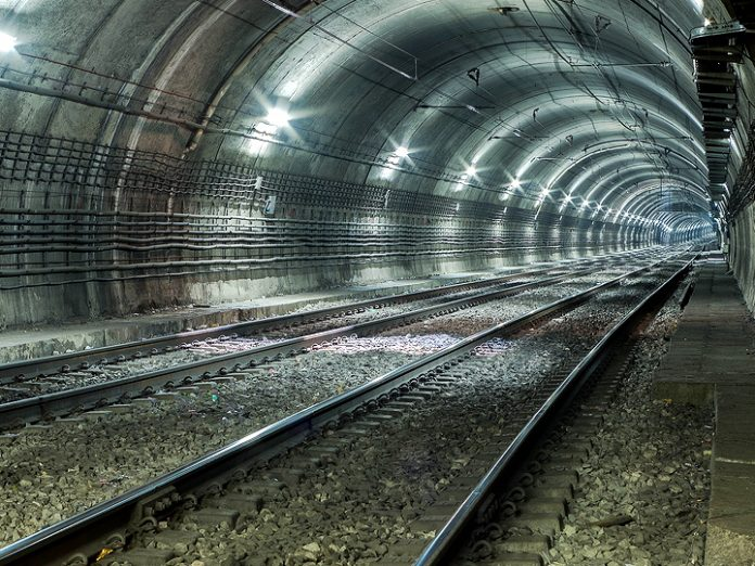 tunnel image (Infrastructure Ontario)