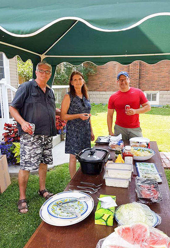 bbq hosts sarnia