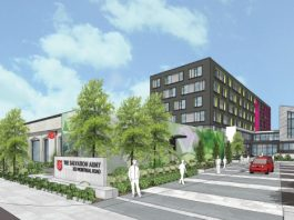 salvation army vanier rendering