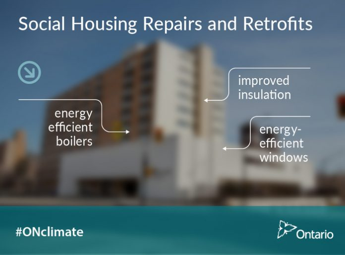 social housing graphic