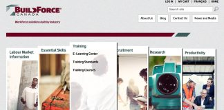 Buildforce ca. website