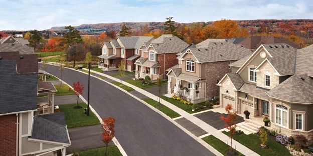 Render of Mattamy Homes' community in GTA
