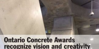 concrete awards cover