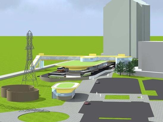 EllisDon wins $73M contract to build Kipling Bus Terminal