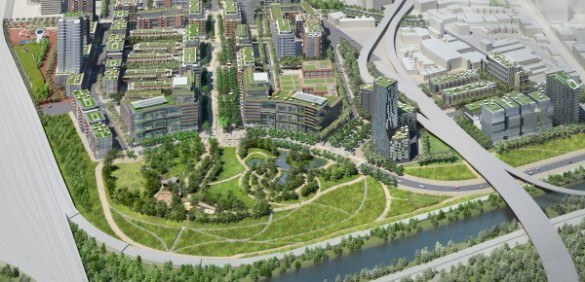 West Don Lands Waterfront Toronto