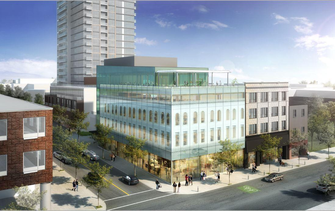 New five-story office building coming to Kitchener | ontario ...