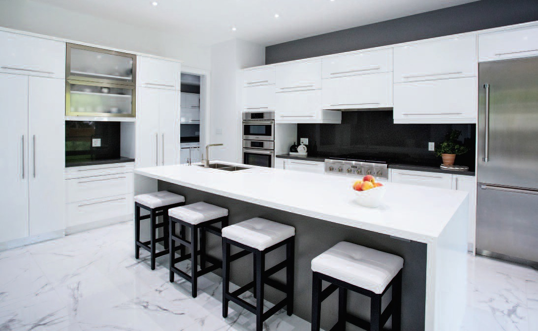 Orillia Based Ora Kitchens And Bath Makes Investment In Quality And Customer Satisfaction Ontario Construction Report