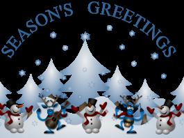 season's greeting image