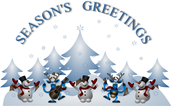 season's greeting image