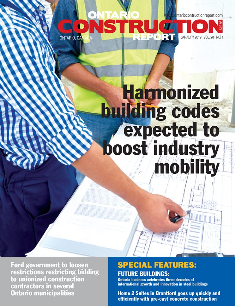 OCR January 2019 cover