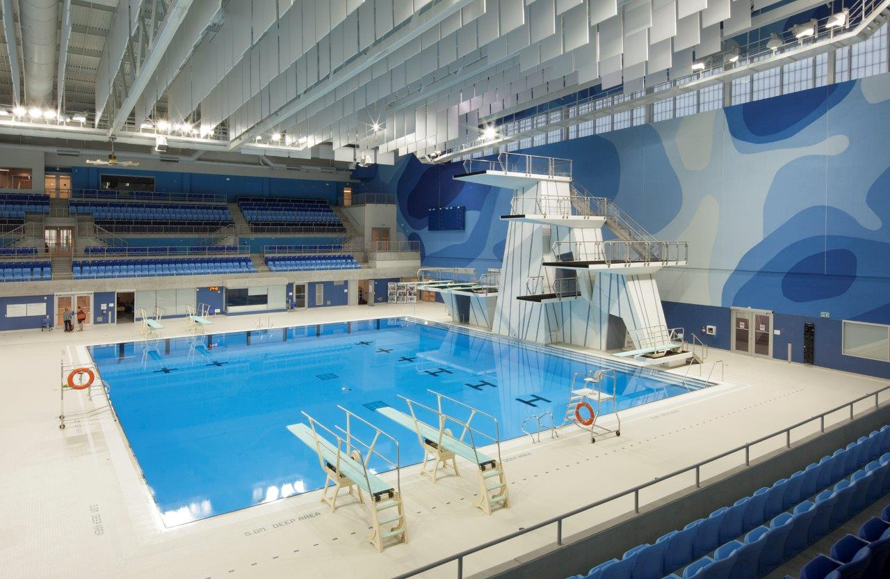 Pan Am Aquatic centre
