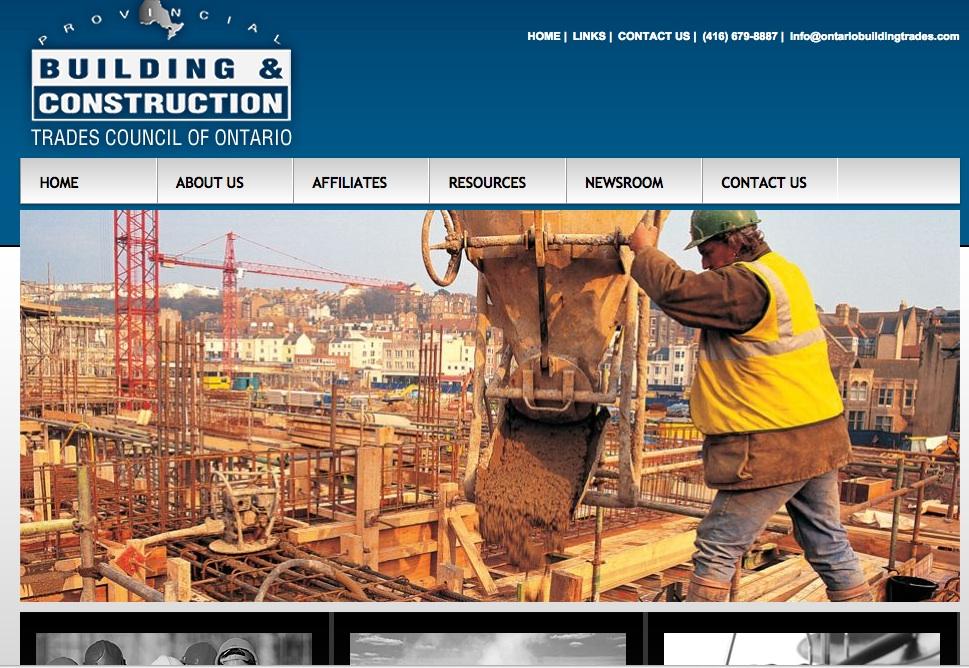 ontario building trades council