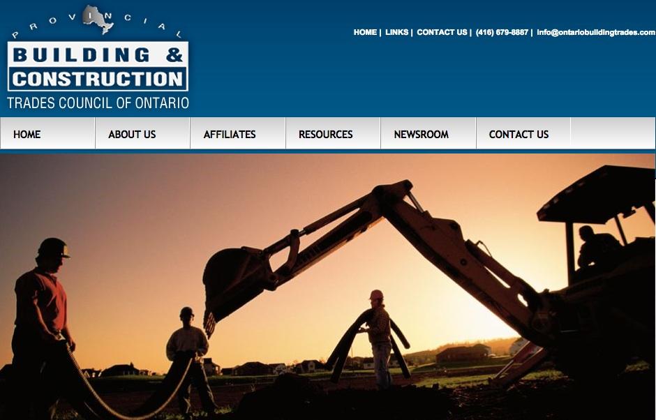 building trades council