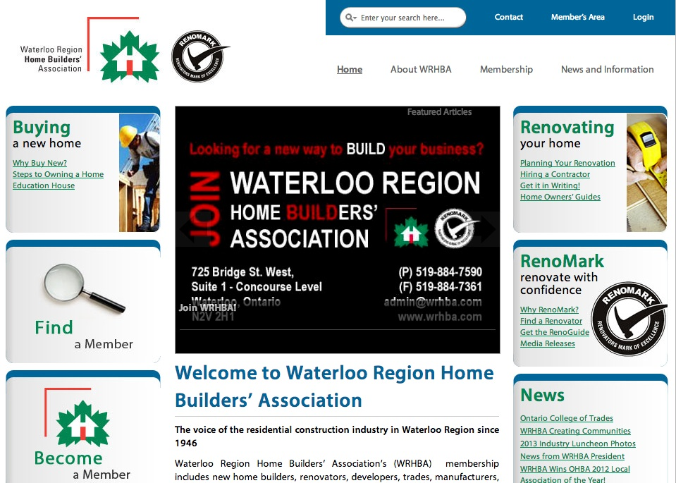 wrhba home page